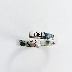 Mouse Wrap Ring - Disney Fan Jewelry - Mickey and Minnie Mouse