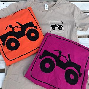 Jeep Girl 2.0 - Women's Shirt