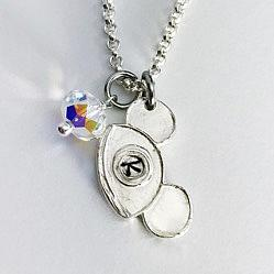 Mickey Ear Hat Necklace