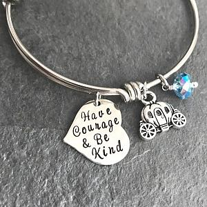 Have Courage & Be Kind Bracelet