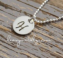 L'il Darlin - Initial Necklace